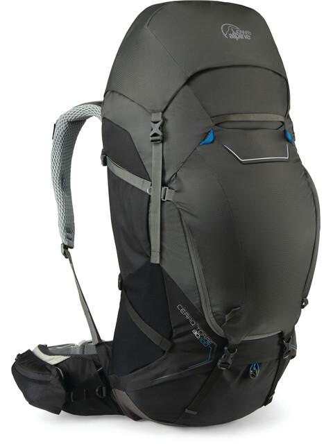 Lowe Alpine Cerro Torre Backpack 80l Black/Greyhound